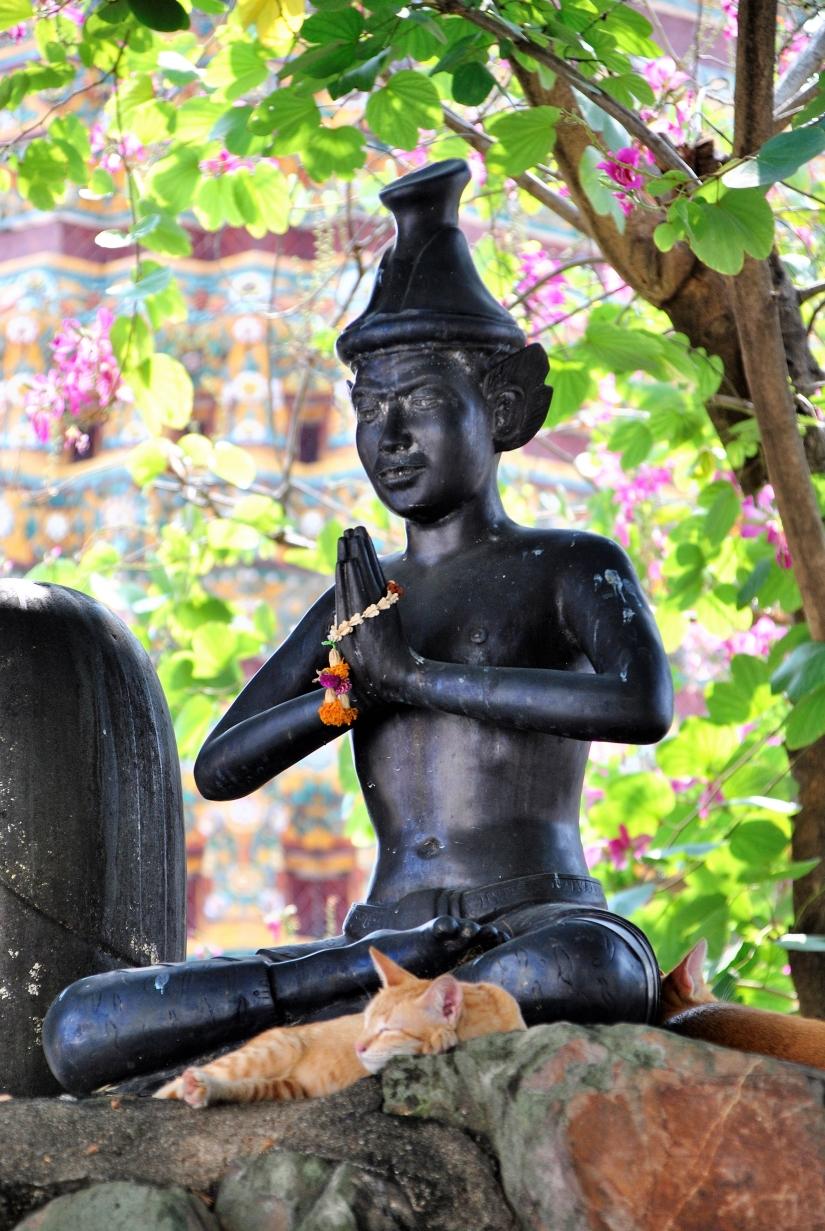 Relax a Wat Pho, Bangkok