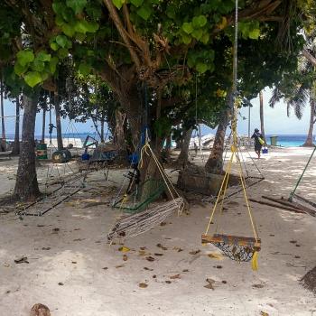 Reportage fotografico delle isole dei pescatori Maldiviane