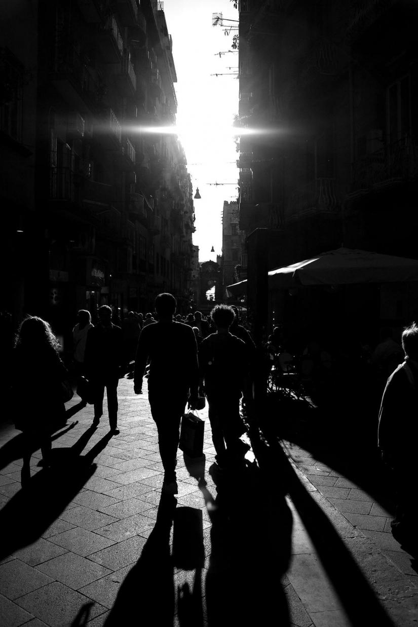 Riflessi... Street Photography (Napoli)