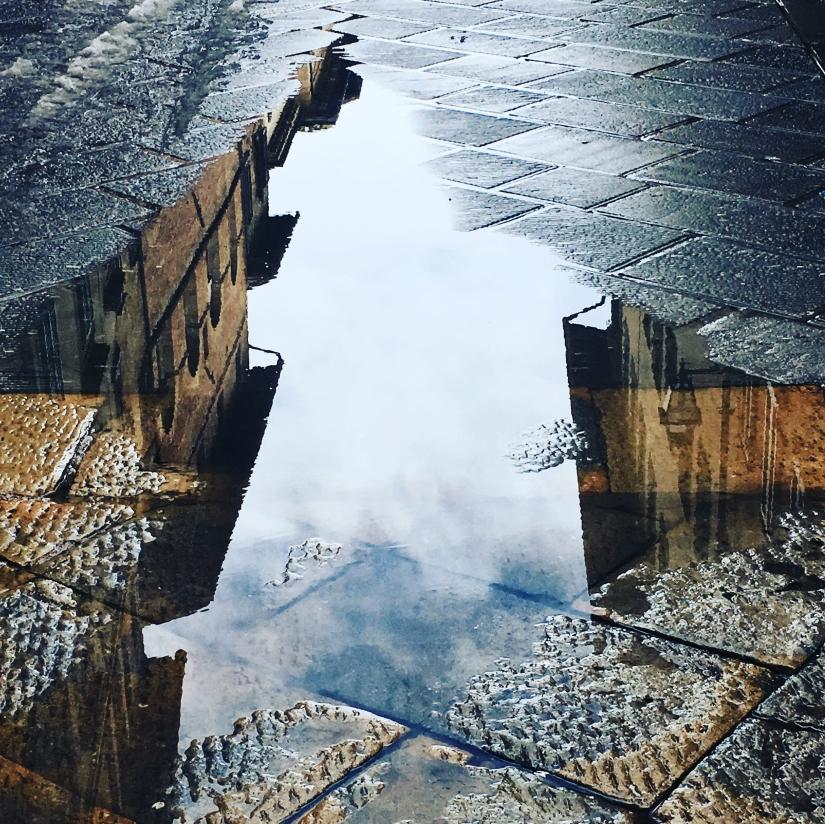 RIFLESSI #2 - quel che resta della pioggia