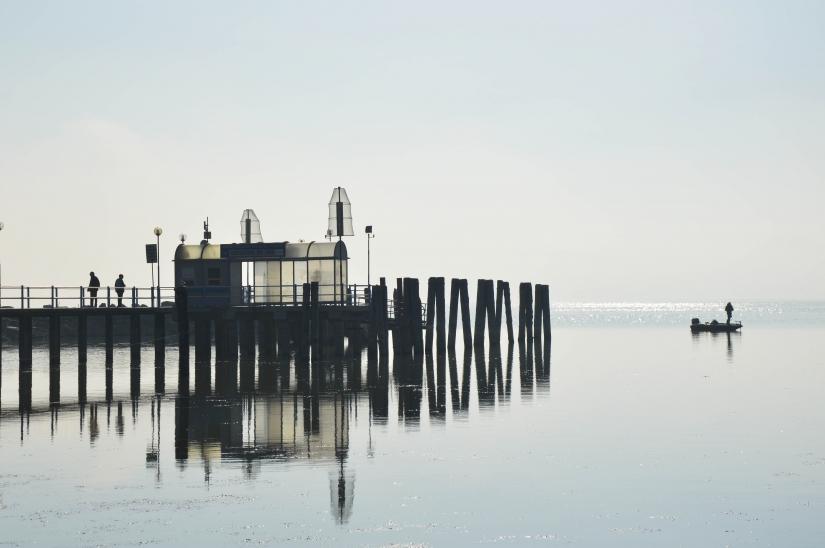 Riflessi sul lago Trasimeno