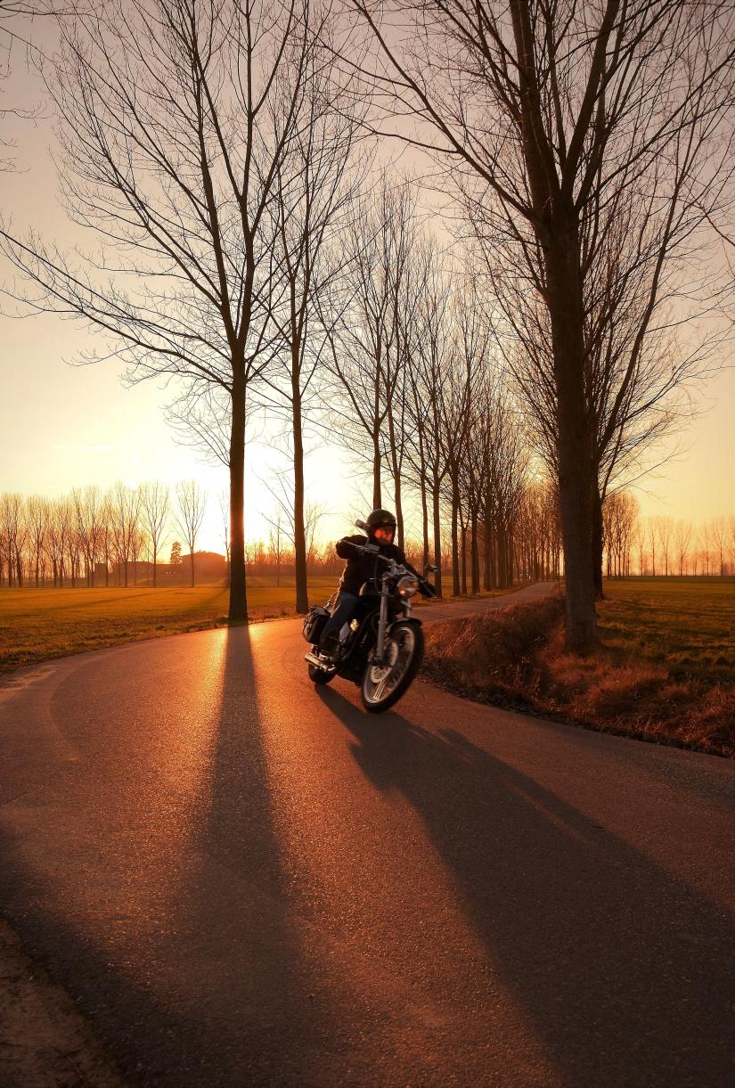 Ritorno al tramonto