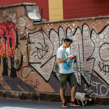Roma...San Lorenzo street !