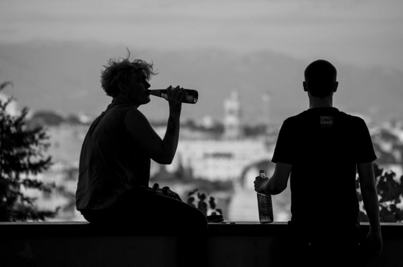 ROMA - Frammenti di vita quotidiana