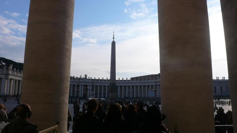 Roma - Piazza San Pietro