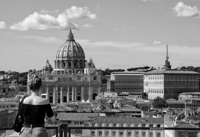 Roma da Castel Sant'Angelo