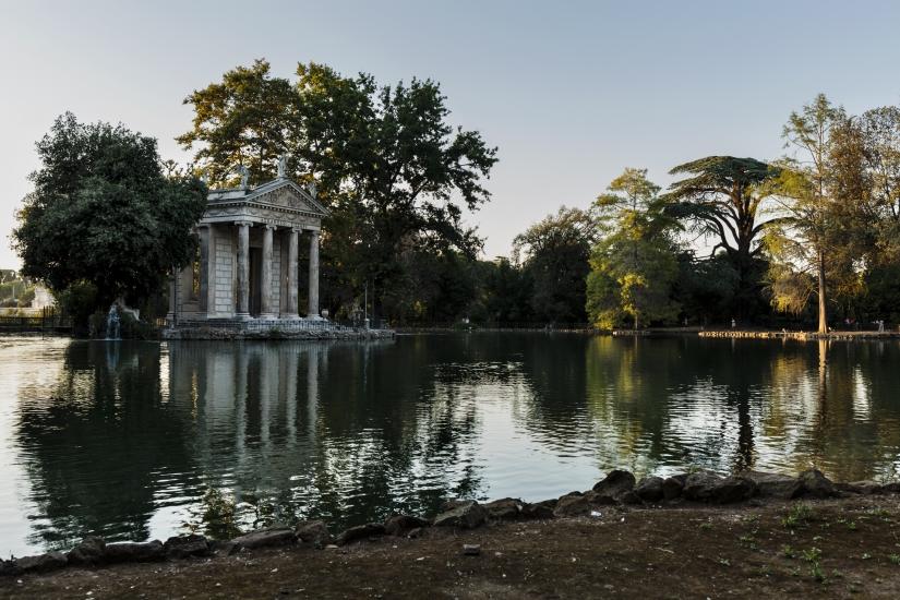 Roma e l'acqua
