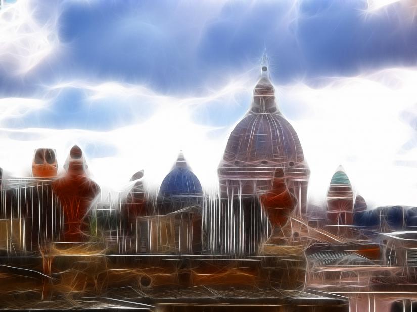Roma, scorcio