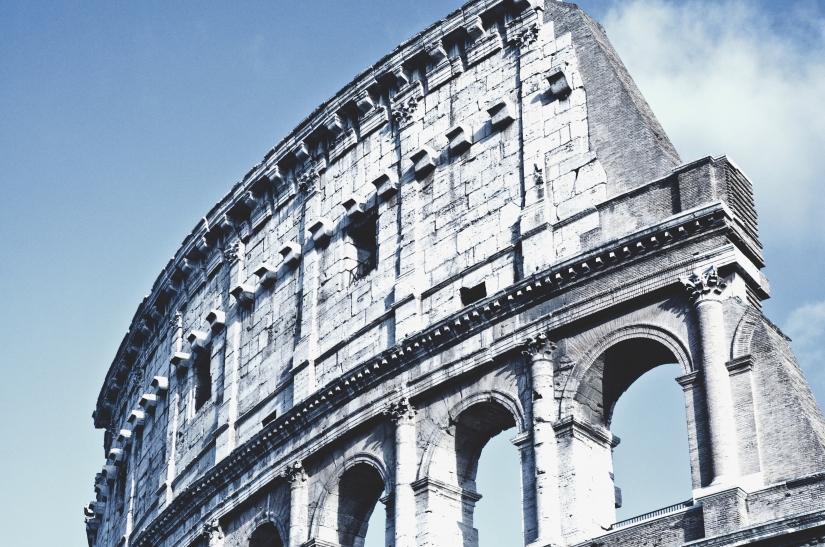 Roma, un pezzo di storia.