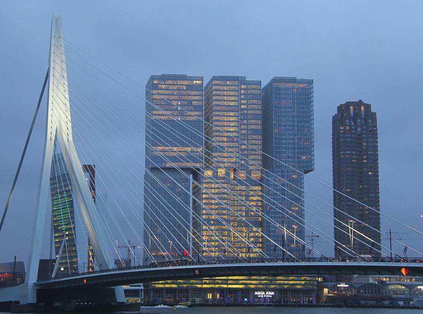 Rotterdam  Ponte Crowdfunding