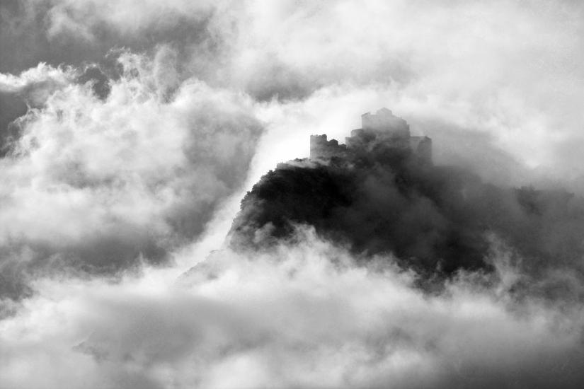 Sacra tra le nubi