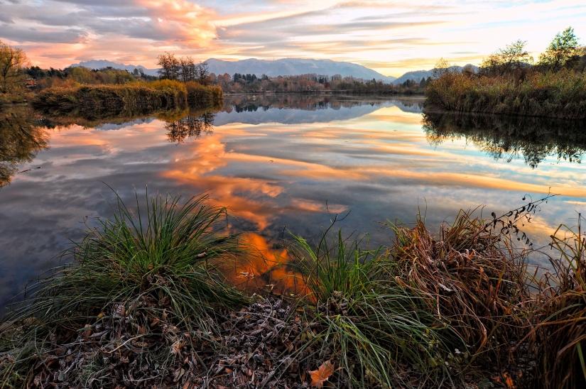 Sartirana Lake