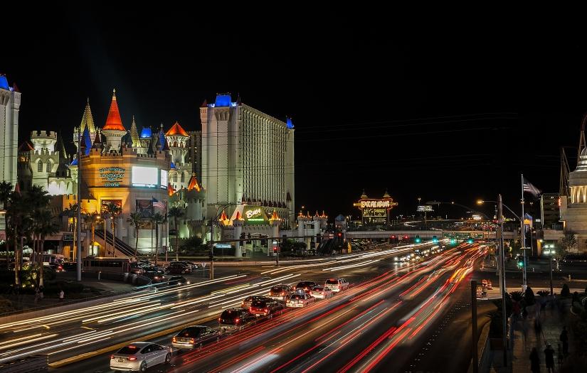 Scie a Las Vegas