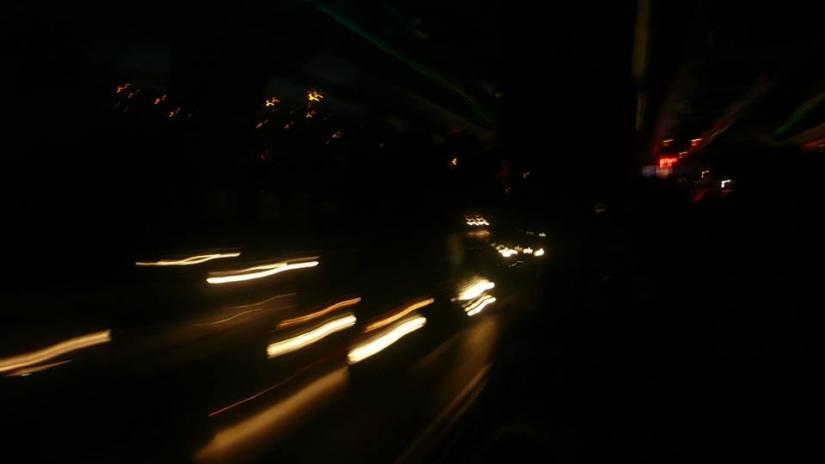 Scie di luce