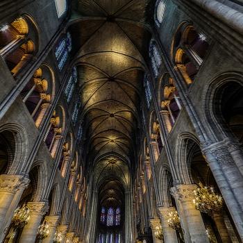 Scorci Interni chiese parigine