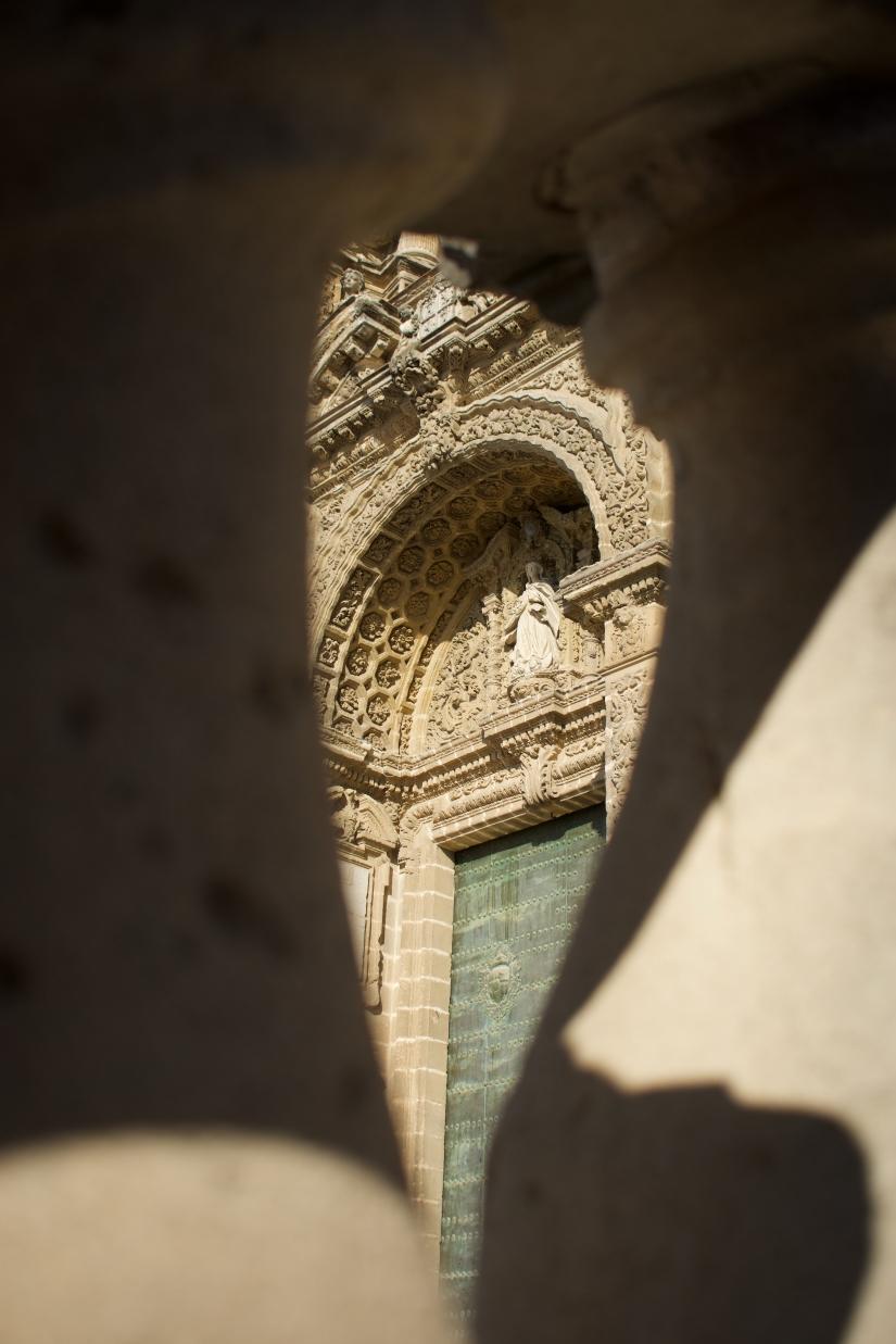 Scorcio basílica