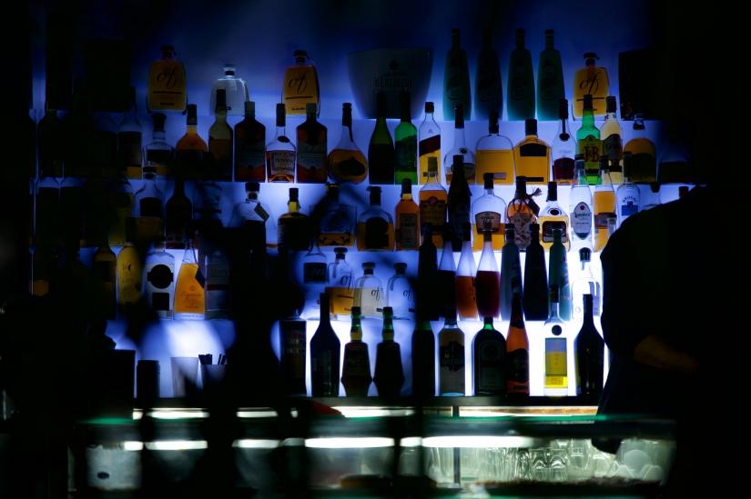 Serata al bar