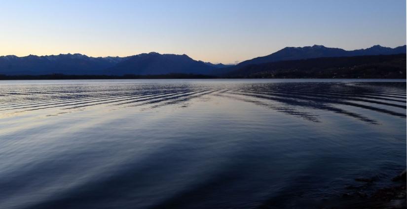 Serata sul Lago