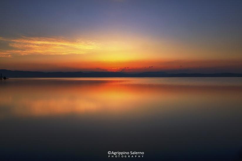 Silence ... Trasimeno Lake