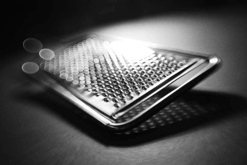 Six thoughts of the same thing - Grater