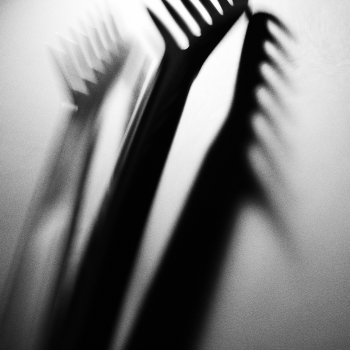 Six thoughts of the same thing - Tongs
