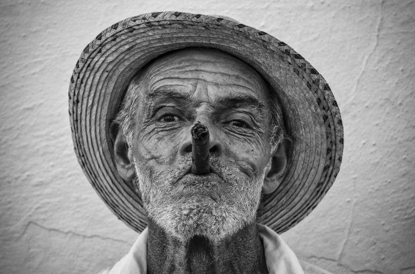 Smoking in Cuba
