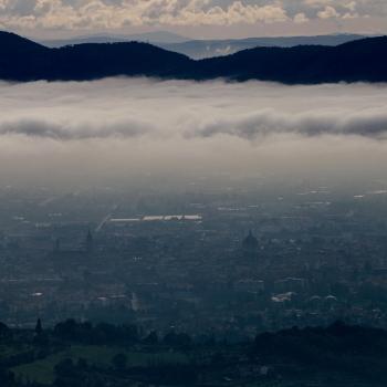 Sopra e sotto la nebbia...