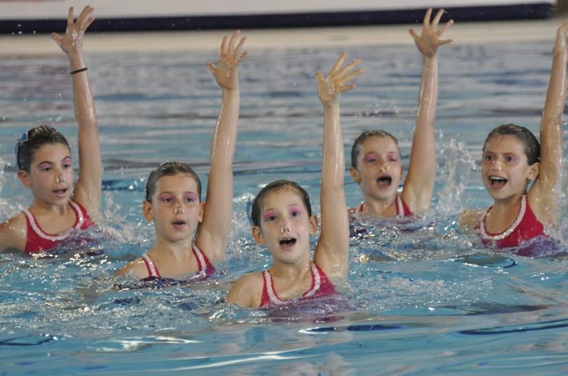 Sport Nuoto sincronizzato