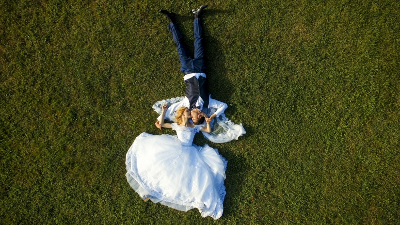 Sposi sotto sopra