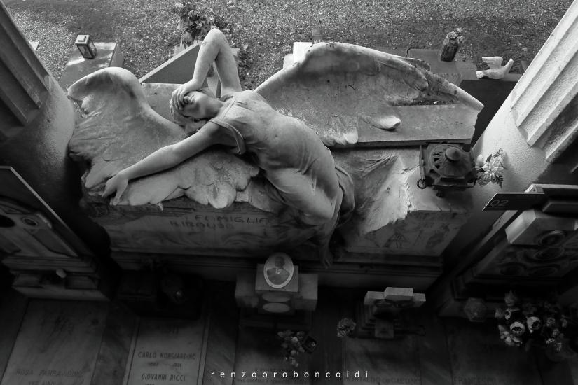 Staglieno Cimitero Monumentale di Genova