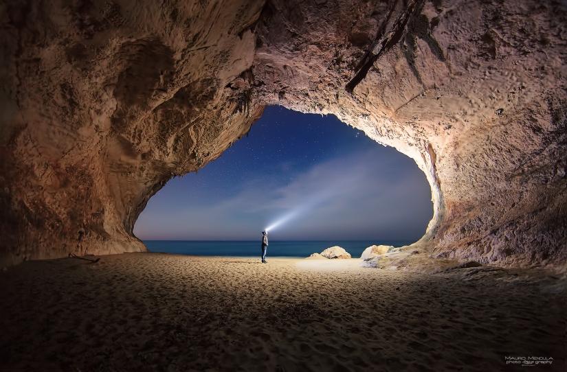 Stargate Cave