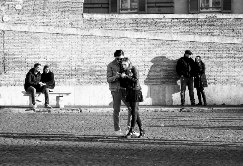 Street....Roma