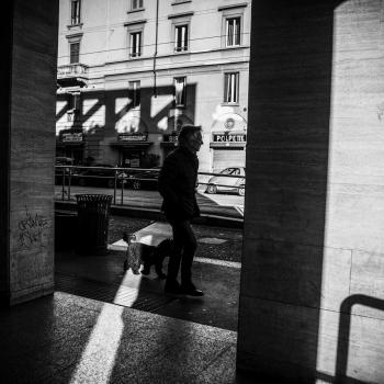 streetphotography in bianco e nero