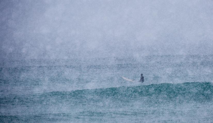 Surf in Norvegia