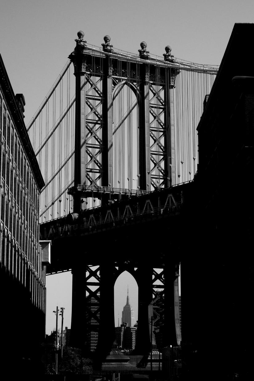 TAGLI DI LUCE A NEW YORK