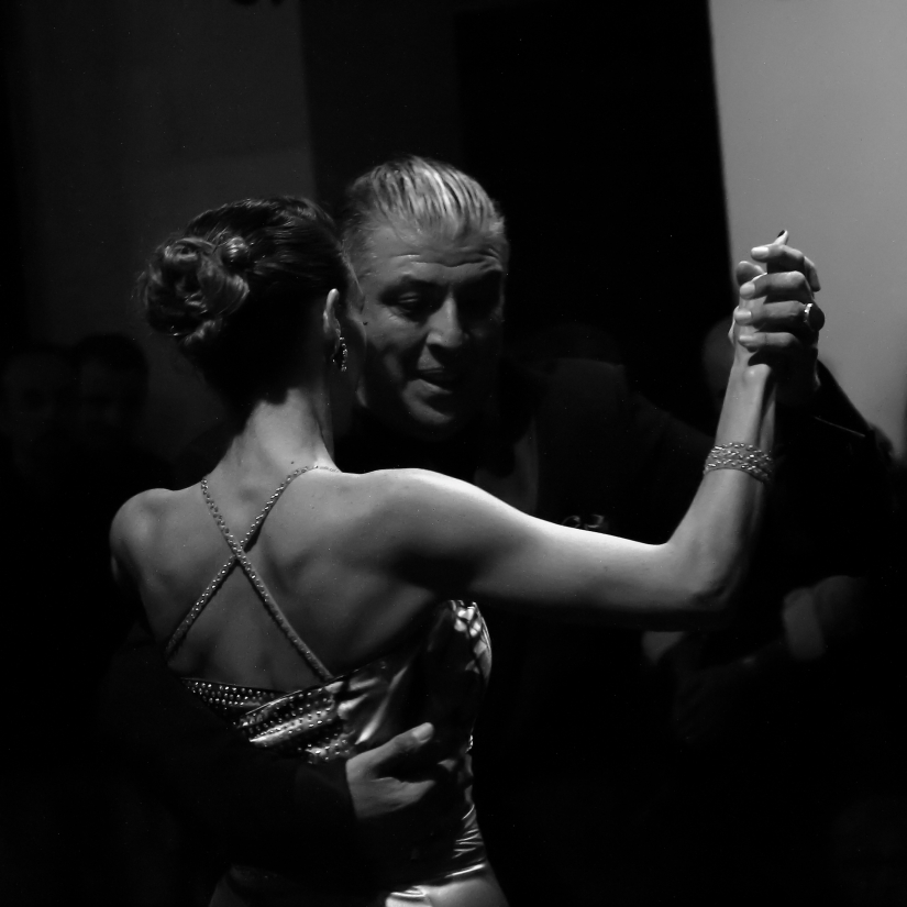 Tango = Amicizia