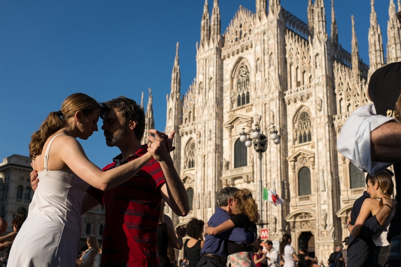 Tango a Milano