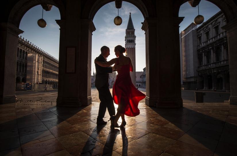 Tango in Piazza