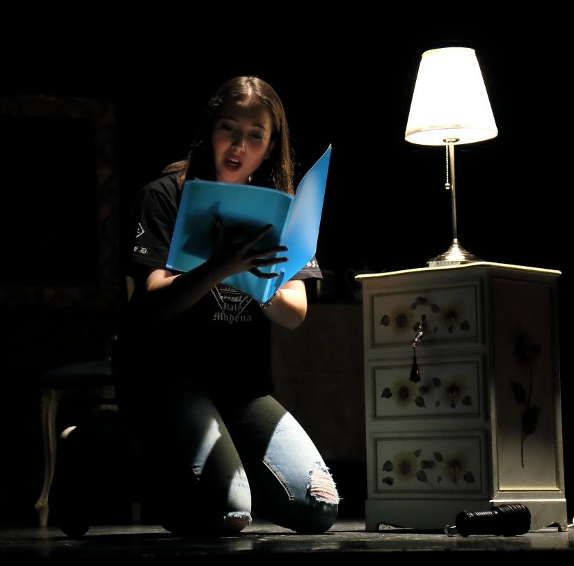 Teatro - Luce riflessa