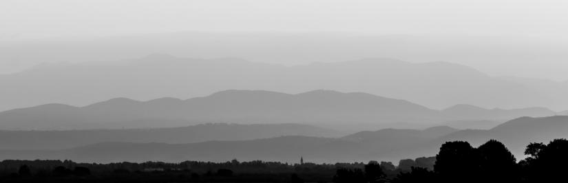 Terre Friulane all'alba