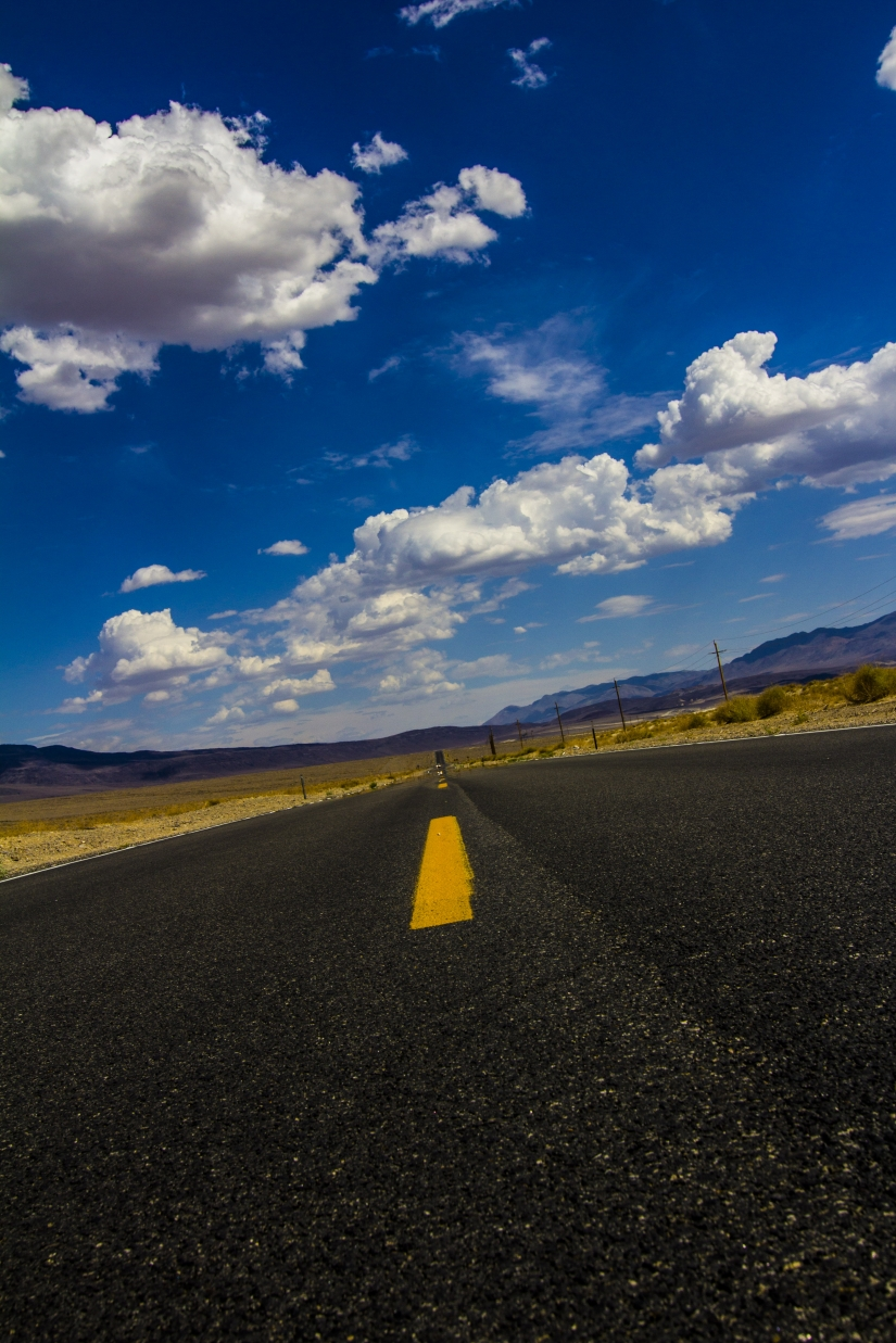 The Long way for the Death Valley