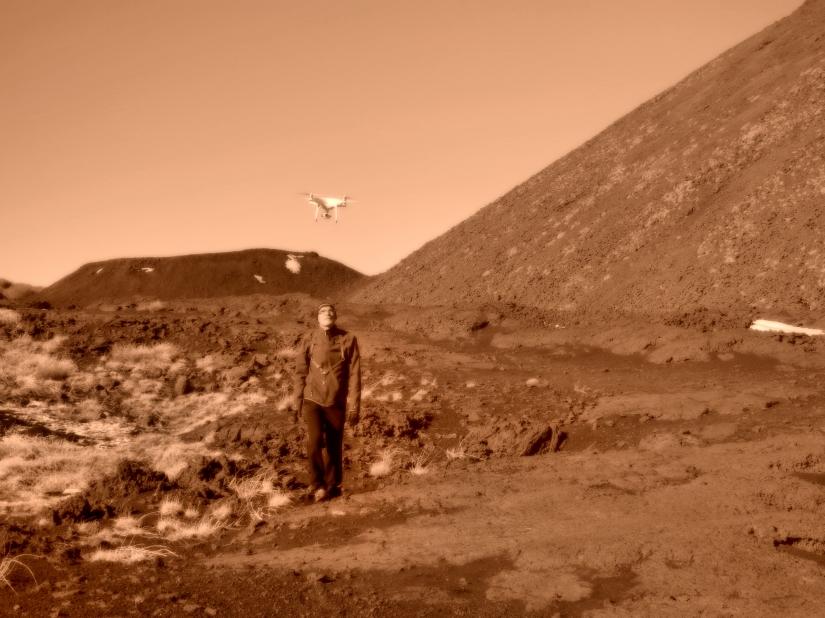 Thre Martian