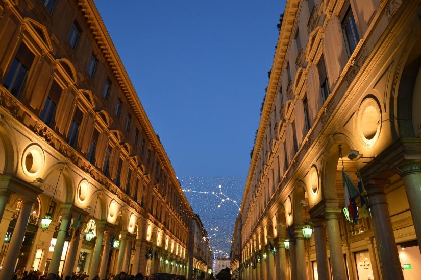 Torino, il centro