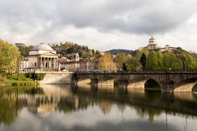 Torino, Ponte Vittorio Emanuele I