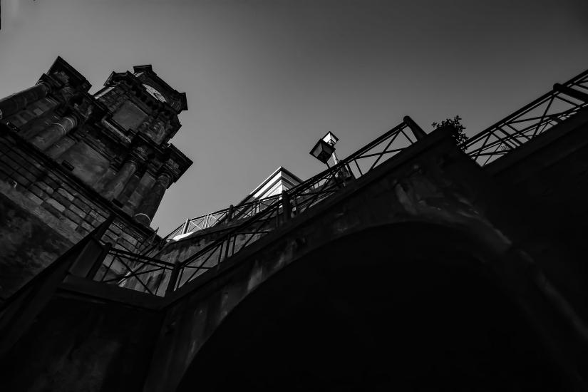 Torre e rovine