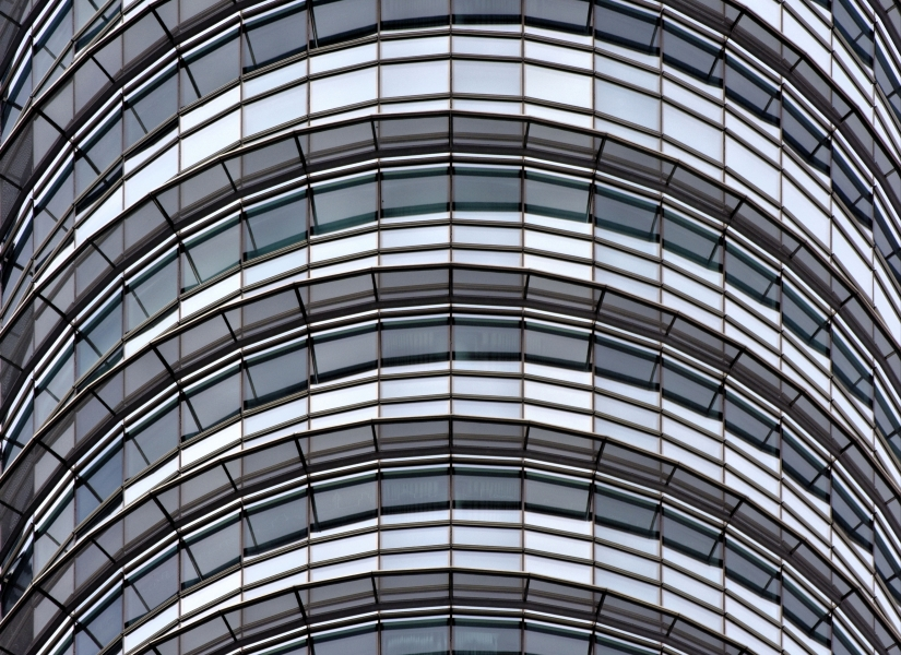 Torre Unicredit , particolare
