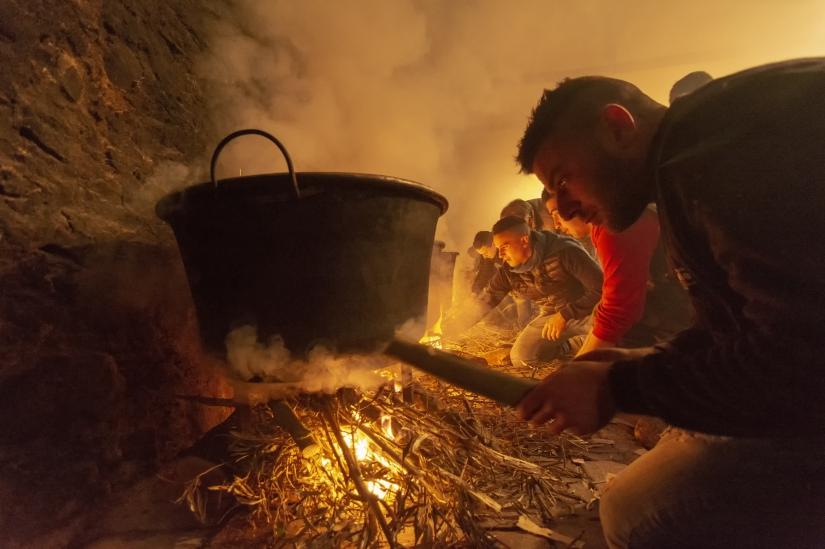 Tradizioni e feste popolari  - Cicerata a Maida