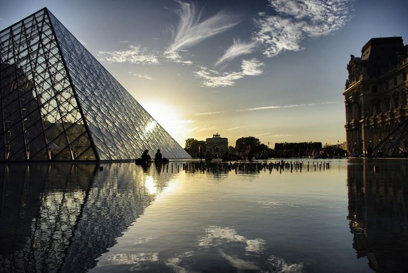 Tramontal Louvre