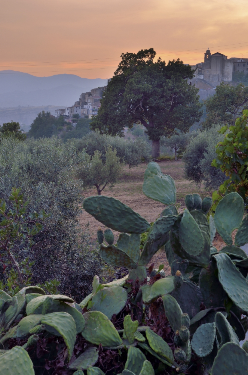 Tramonto Calabrese - Stignano