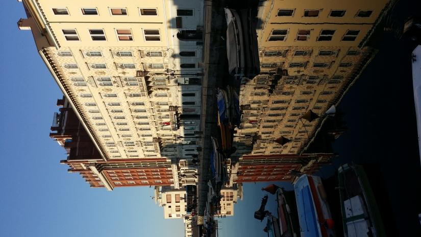 Trieste - canale ponterosso